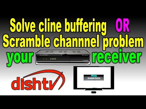 Solve cline buffering or scramble channel problem your