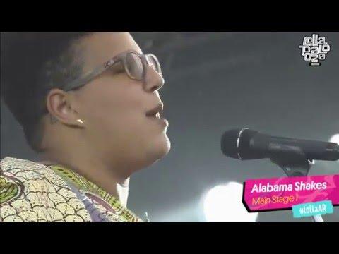 Alabama Shakes - Lollapalooza Argentina 2016