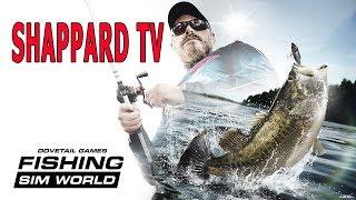 Fishing Sim World   Полювання за величезною щукою на спінінг