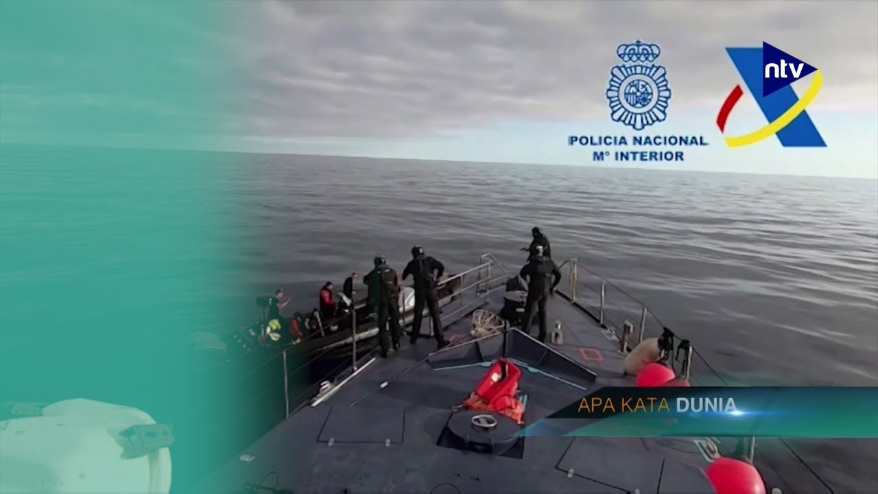 Polisi Gagalkan Penyelundupan 2 Ton Ganja dari Maroko