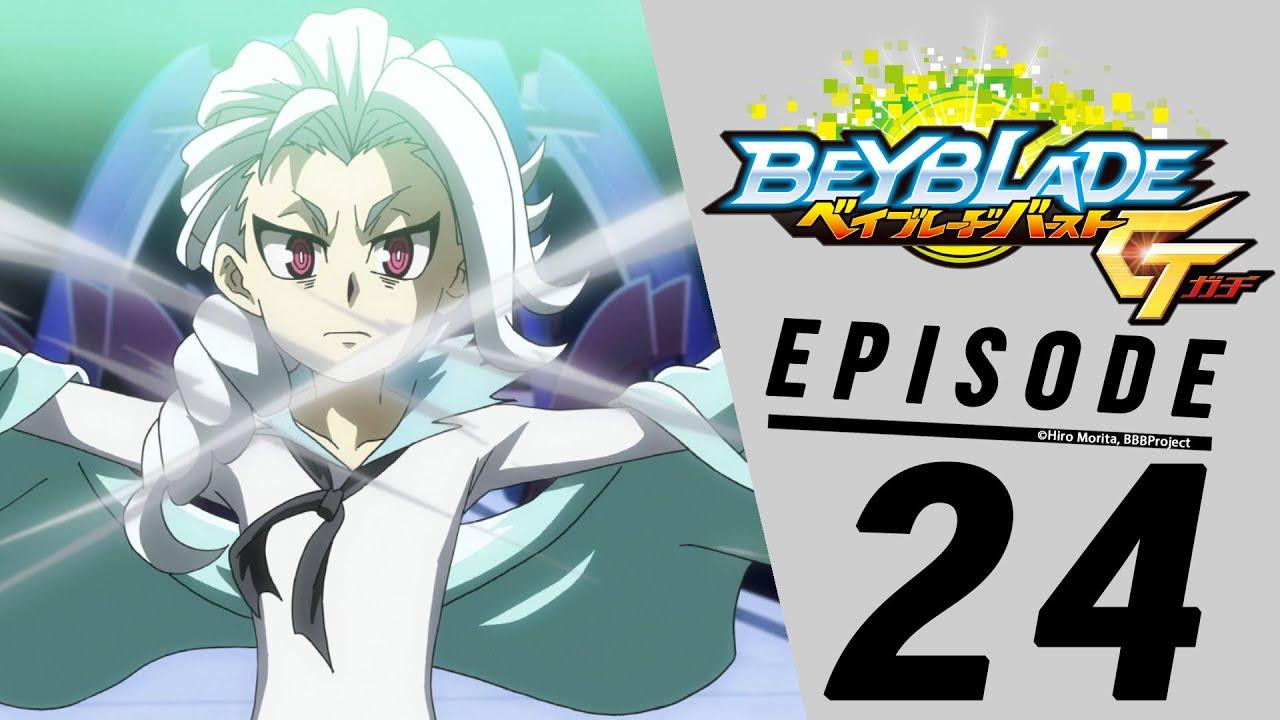 BEYBLADE BURST RISE 24:  Rising Ferocity! Tag Battle!