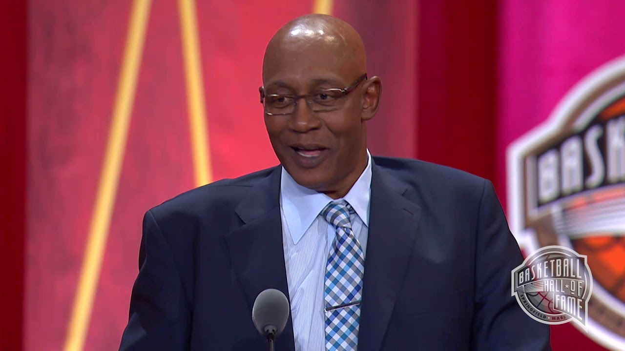George McGinnis Basketball Hall of Fame Enshrinement Speech