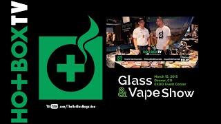 HotBoxTV: Glass and Vape Show Interview w/ Smack Dab Essentials