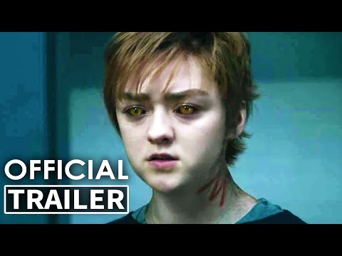 THE NEW MUTANTS Trailer (X-MEN, 2020) Maisie Williams, Anya Taylor Joy