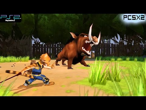 Legend of Kay - PS2 Gameplay 1080p (PCSX2)