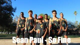 Sean Paul - So Fine | Hamilton Evans Choreography