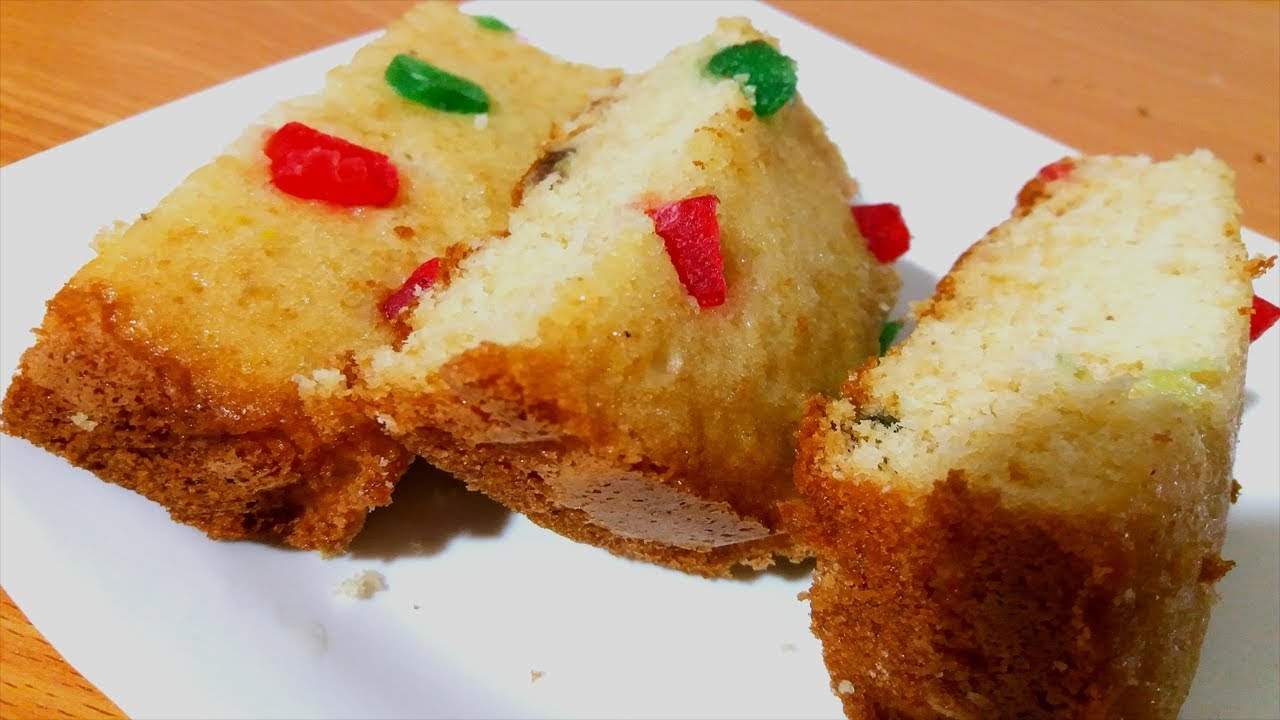 Tutti Frutti Cake Recipe With Egg Ii Tutti Frutti Cake Recipe In