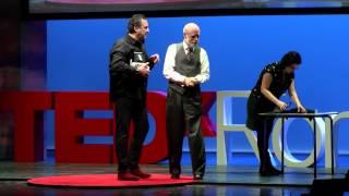 Ritratti - il silenzio interiore: Maurizio Galimberti at TEDxRoma