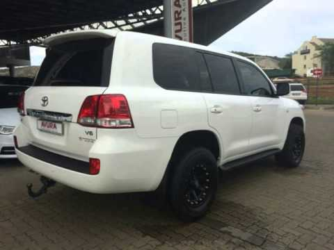 2011 toyota landcruiser vx 200 v8 4 5d auto for sale on auto trader south africa youtube. Black Bedroom Furniture Sets. Home Design Ideas