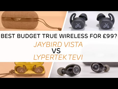 Jaybird Vista Vs Lypertek Tevi True Wireless- Which is better?