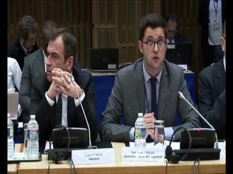 JADN2016 : intervention de l'agence Française de Développement