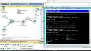 ICND1 LABS Pt6 - RIPv2, redistribute static