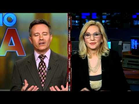 Fox11's Phil Shuman and Heidi Cuda Take on Gov Brown - YouTube