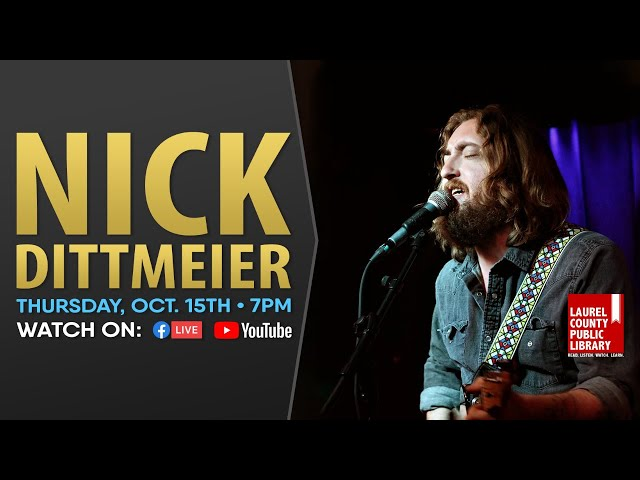 Nick Dittmeier: Full Show