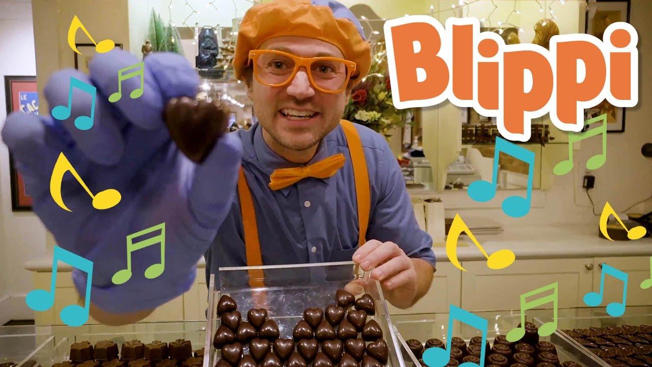 Sweet Treats | Educational Songs For Kids | Blippi | Funny Videos & Songs