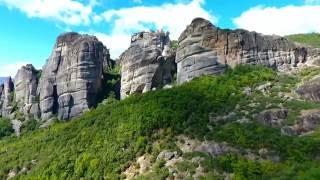 Meteora - всемирное наследие человечества