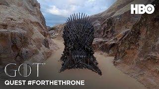 Throne of Valyria | Quest #ForTheThrone - Dusk