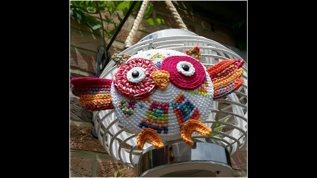 Hibou en crochet tricot animaux knitting youtube - Animaux en tricot facile ...