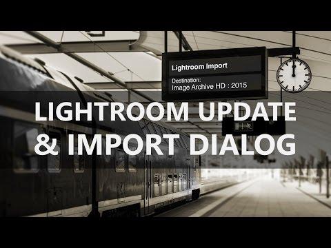 TheFIX 041: Lightroom Update & Import Dialog with Seán Duggan