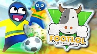 Угарный Футбол! - FootLOL: Epic Fail League