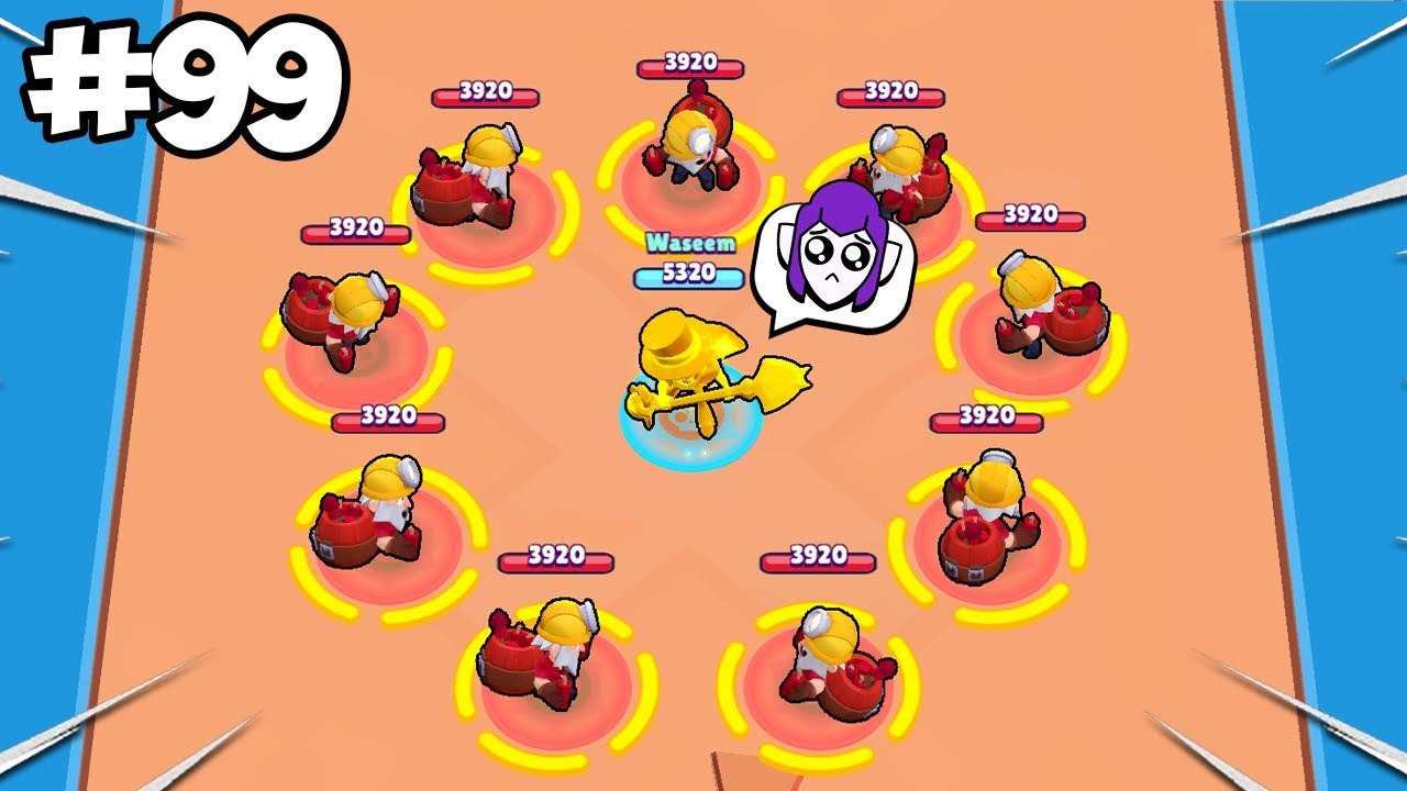 I DID 100 CHALLENGES IN 24 HOURS.. (Brawl Stars)