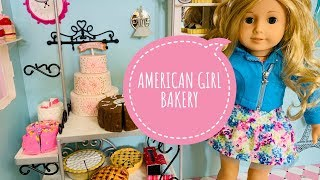 Baby Doll Bakery by American Girl