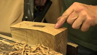 How To Make A Joiners Mallet (part 3) - With Paul Sellers