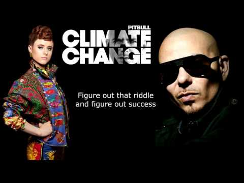 Pitbull ft. Kiesza - We Are Strong (Lyrics Audio)