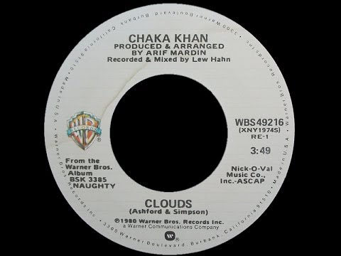 CHAKA KHAN - CLOUDS LYRICS - SongLyrics.com