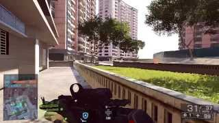 Battlefield 4 - Live Commentary - Rush - Siege of Shanghai (BF4 Online Multiplayer Gameplay)