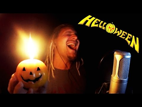 HELLOWEEN - EAGLE FLY FREE (Cover) Halloween Special