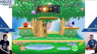 House of Smash 68 - Mythra vs Kokoro - Winners Round 1 - Smash 64