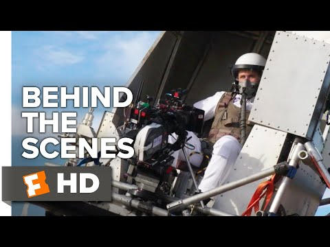First Man Behind the Scenes - Training Vehicle (2018) | FandangoNOW Extras