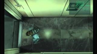 Metal Gear Solid 2 Substance Gameplay (Xbox)