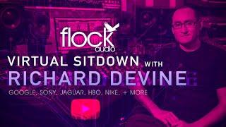 RICHARD DEVINE Chats Flock Audio PATCH!