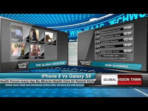 Adobe After Effects Project 1 :  Virtual TV Set