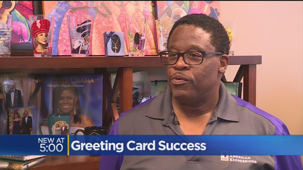 Hallmark ebony cards