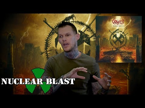 CARNIFEX - World War X: Album Title + Theme (OFFICIAL INTERVIEW)