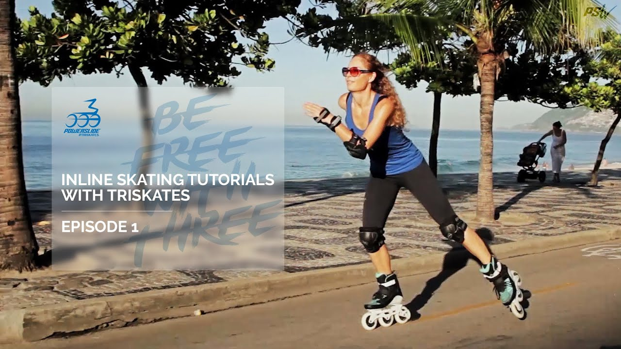 Girl Skate Wallpaper Inline Skating Tutorials With Three Wheel Skates How To