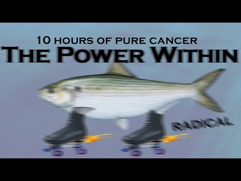 Skating Fish Saying the Power Within for 10 Hours
