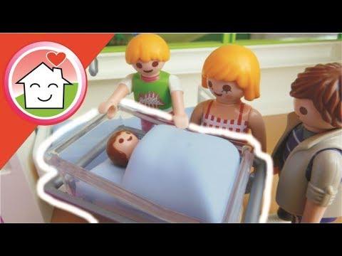 Playmobil Film deutsch Die Geburt von Anna von family stories