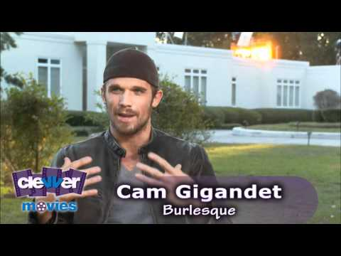 Cam Gigandet: Burlesque Interview