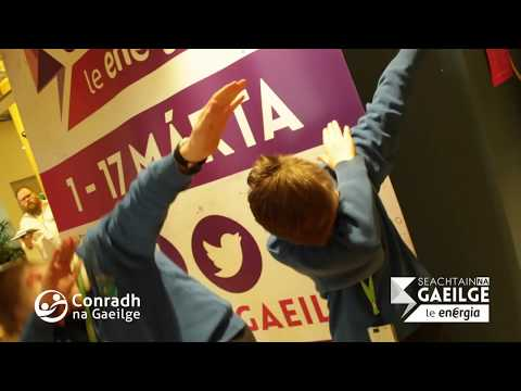 Seachtain na Gaeilge Highlights
