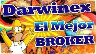 Darwinex Mejor broker forex para un trader