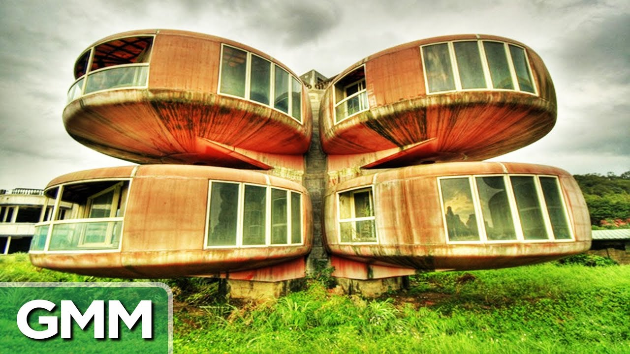8 unique abandoned places on the planet that you could hardly hear