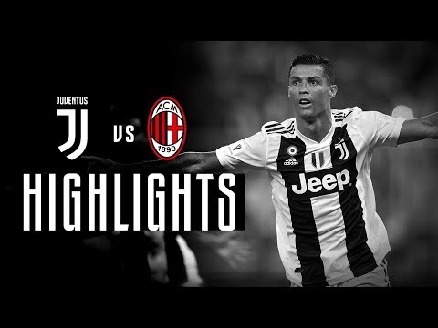Ювентус - Милан / Italian Super Cup 2018: Juventus vs. Milan - online video