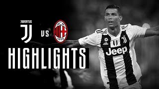 HIGHLIGHTS: Juventus vs AC Milan - 1-0 - Italian Super Cup - 16.01.2019 | CR7 seals Super Cup!
