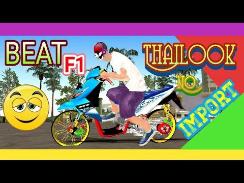 Gambar Motor Drag Beat Kartun Motorsites Co