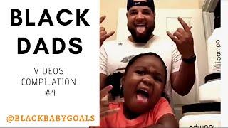 BLACK DADS Video Compilation #4 | Black Baby Goals