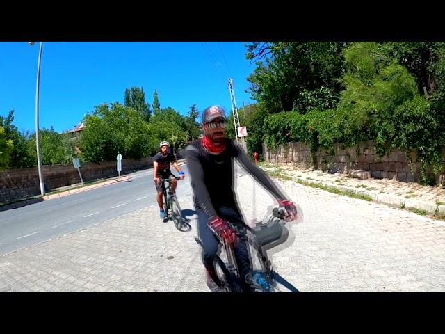Kayseri Radisson Blu Hotel Bisiklet Turları